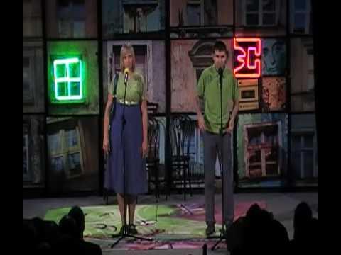 Kabaret Małże - Małże w aucie