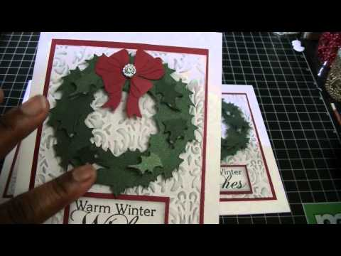 Christmas Cards for a swap