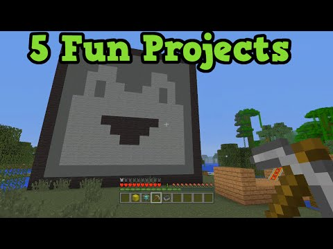 Minecraft Xbox 360 + PS3 Survival - 5 Things To Do