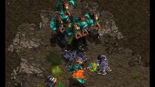 NaDa (T) v Sub (Z) on Fighting Spirit  - StarCraft  - Brood War REMASTERED