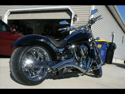 2009 YAMAHA RAIDER WITH 280 TIRE KIT AND AIR RIDE Video