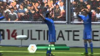 Fifa 14 Montage Goals Complication  Maark vs Asier | aSierMF2000