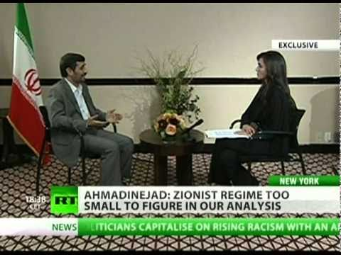 Mahmoud Ahmadinejad -- Exclusive Interview