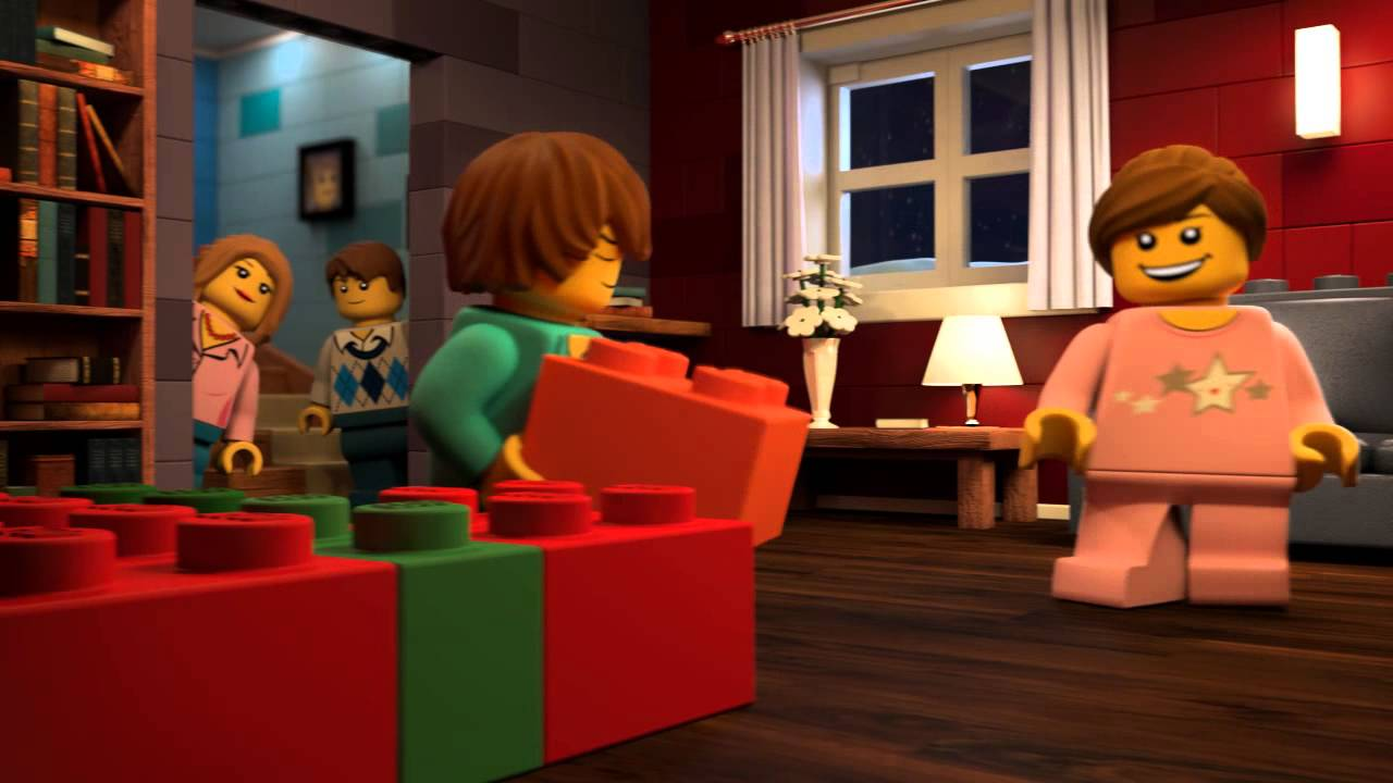 Lego 174 Holiday Story Youtube