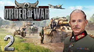 Прохождение игры order of war за немцев