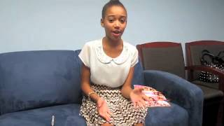 M Exclusive Vid: Our Q&A with Amandla Stenberg!