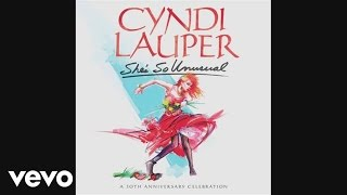 Cyndi Lauper - All Through the Night (Rehearsal Track)