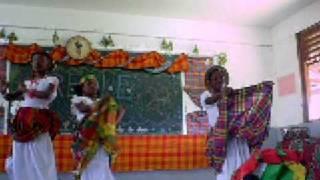 Wesley Dominica Primary School 2008