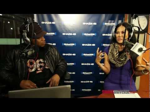 Kimora Lee Simmons an Sway Exchange Stories on Having the