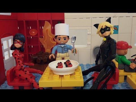 Леди Баг и Супер-Кот Злой повар