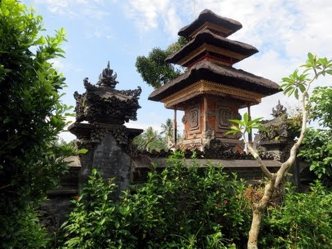 Bali Way of Life tour at our 14 Night gems of Southeast Asia cruise on celebrity Millennium.<br />