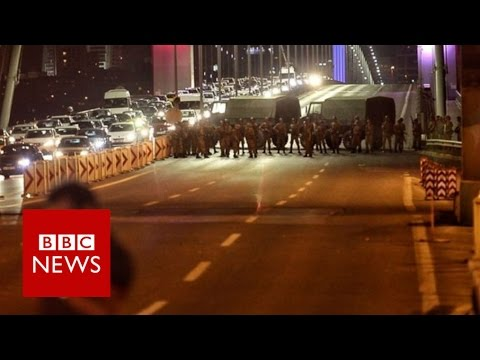 Turkey: Army group 'takes control of the country' BBC News