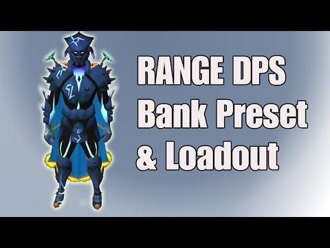 RANGE DPS – Bank Preset & Loadout Guide #3 (RuneScape 2014)