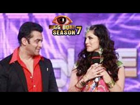 Sunny Leone ENTERS Bigg Boss 7 15th December 2013 EPISODE