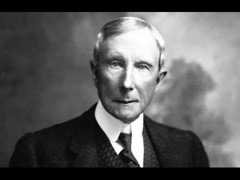 Джон Рокфеллер / John Rockefeller. Гении и злодеи.