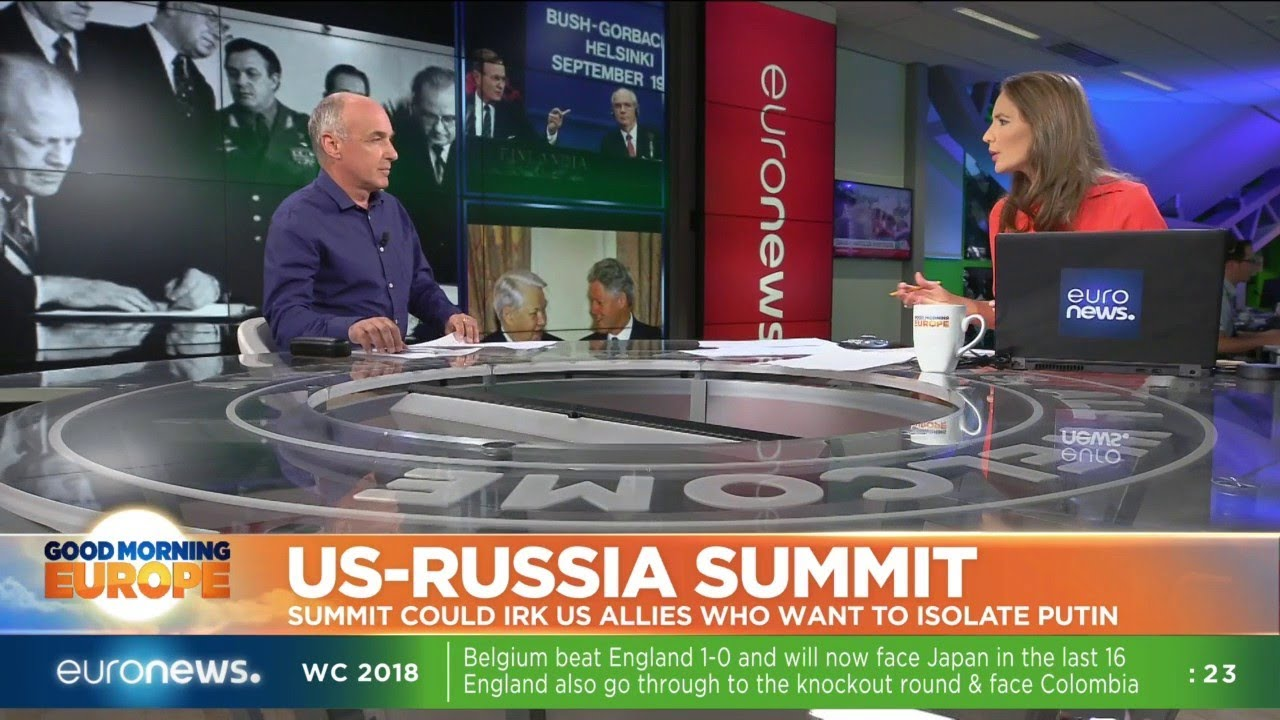 US-Russia Summit: meeting could irk US allies who want to isolate Putin