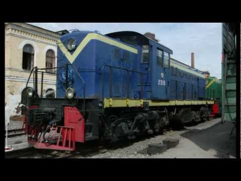 CCCP Rail Museums HD