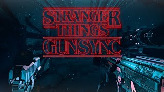 Rainbow Six: Siege - Gun Sync | Stranger Things Theme (Kap Slap Remix)