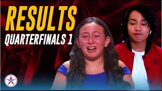 THE RESULTS: First 5 Acts Going Through To The Semifinals - Did Your Favorite Make It?