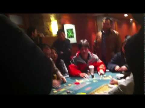 Asian Casino Gambler Wins $30'000.00 Playing Baccarat