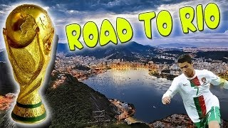 FIFA 2014 World Cup - Road To Rio