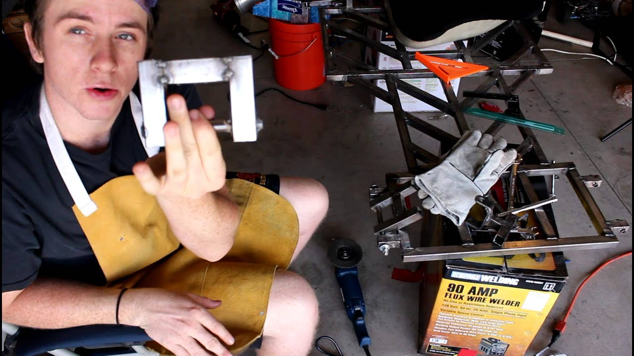 Building The Engine Cage