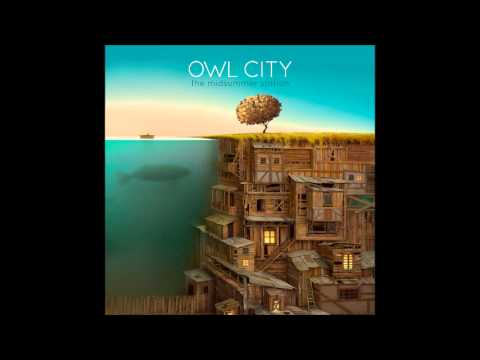 The Midsummer Station - Owl City - Full Album