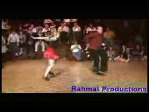 pashto mast saaz with mast dance