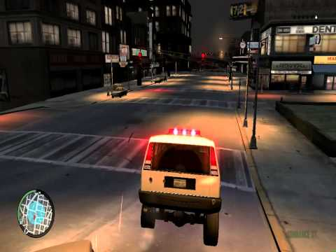 Grand Theft Auto IV on Intel HD 4000 I3 3110M 2.4Ghz