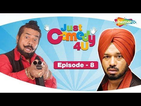 Just Comedy 4u | Punjabi Web Series | HD | Episode 8 | With Gurpreet Ghuggi - B N Sharma