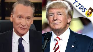 Bill Maher Supports Trump & Venezuela Coup