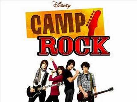 Camp Rock / Here I Am FULL HQ w/LYRICS