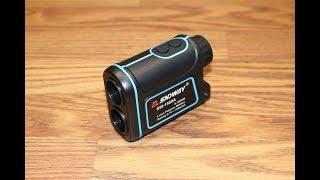 Распаковка - лазерный дальномер SNDWAY SW-1500A
