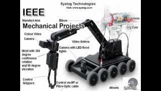 MECHANICAL BASED FINAL YEAR ACADEMIC PROJECT IEEE ME M Tech MS BE B Tech MCA BCA MSc BSc