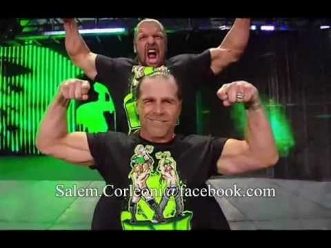 Wwe Dx Theme Song 2012 Hd video