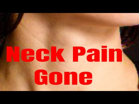 Neck Massage: Do It While You View It