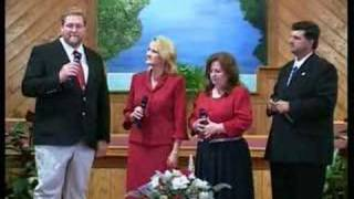 Gospel Quartet - Thank You Lord For Your Blessing On Me