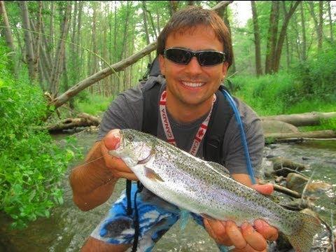Rainbow trout fishing santa ana river southern california for Santa ana river lakes fishing