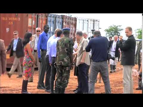 2164WD v3 - SOUTH SUDAN-BAN KI MOON DISPLACED