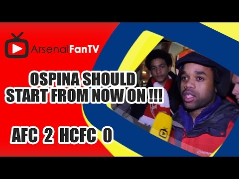 Ospina Should Start From Now On !!! - Arsenal 2 Hull City 0