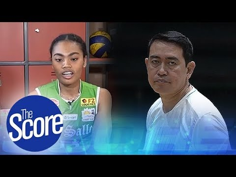 The Score: DLSU Lady Spikers on their Signature Angas