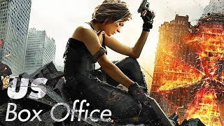 Top Box Office (US) Weekend Of January 27 - 29, 2017