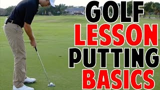Golf Lessons | Putting Basics