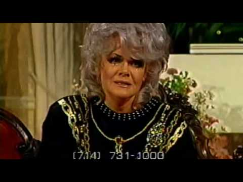 tbn for brenda with jan crouch jan crouch is crying for money surprise