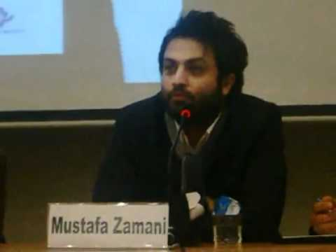 Mostafa Zamani In Turkey - Istanbul ( 10 Oct 2011) video