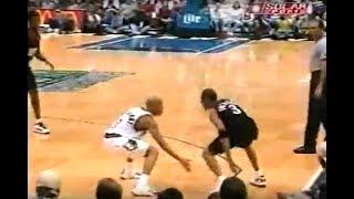NBA Highlights Allen Iverson vs Stephon Marbury