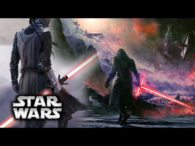 Knights of Ren Lightsaber  Armor Meanings Revealed! - Star Wars Episode 8 The Last Jedi