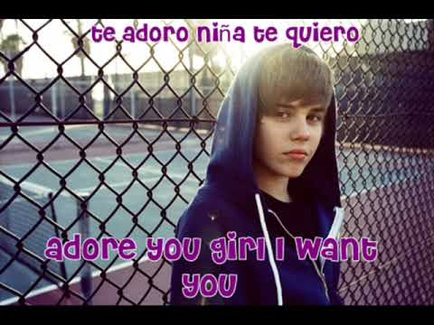 Justin Bieber - Favorite Girl Lyrics (También en español) + Download!! O: Studio Version