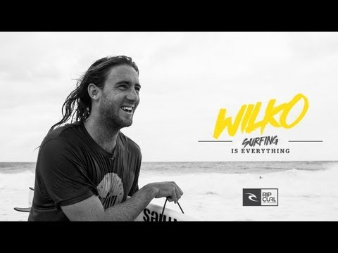 Rip Curl - Surfing is Everything: Matt Wilkinson