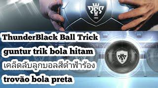 Silver+ THUNDER BLACK BALL TRICK /PES 2019 MOBILE